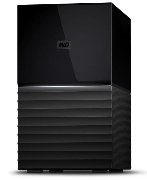 Disque dur externe Western Digital My Book Duo 16 To Noir - Disque dur externe.