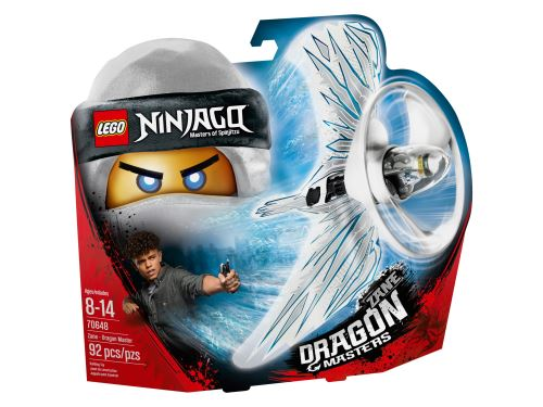 LEGO® NINJAGO® Action Toy 70648 Zane Le maître du dragon