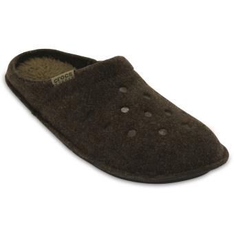 Slipper 37 ou Chaussons Chaussures Crocs Marron 38 Classic Taille EB6H6Pqn