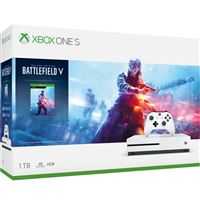 Pack Xbox One S 1 To Battlefield V Edition Deluxe