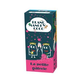 Jeu d'ambiance Hiboutatillus Blanc Manger Coco 3 La Petite Gâterie 600 cartes