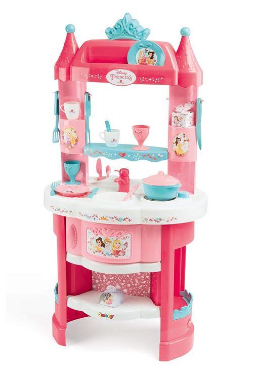 Cuisine pour enfants Smoby Disney Princess avec accessoires