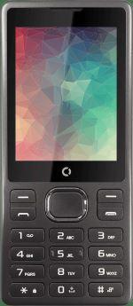 Téléphone mobile Echo First Plus 2 Double SIM Gris anthracite