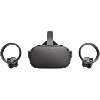 Casque de réalité virtuelle Oculus Quest 64 Go Noir
