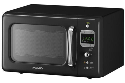 Micro ondes Daewoo KOR-6LBRBK 800 W Noir