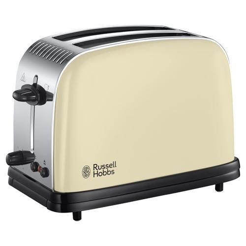 Grille-pain Russell Hobbs Colours Plus 23334-56 1670 W Crème