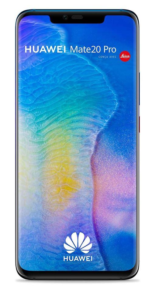 Idées cadeaux high-tech 2018 – meilleur smartphone Huawei Mate 20 Pro - Blog SFAM