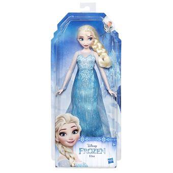 Poupée Disney Frozen La Reine des Neiges Elsa Poussière d'étoiles