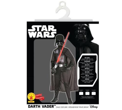 Déguisement pour enfant Star Wars Dark Vador™ Taille XL