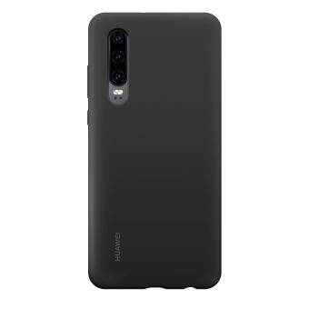 HUAWEI P30 SILICONE COVER BLACK