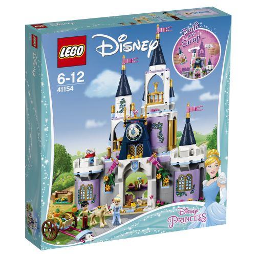 LEGO® Disney Princess™ 41154 Le palais des rêves de Cendrillon