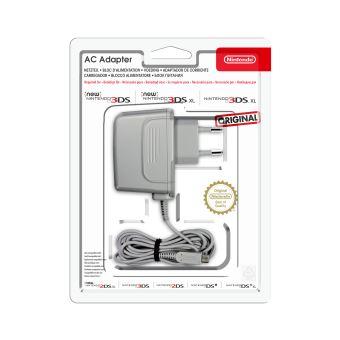 Chargeur pour Nintendo New 3DS/New 3DS XL/3DS/3DS XL/2DS/DSi/DSi XL