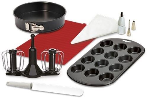 Kit de pâtisserie Moulinex Companion XF389010