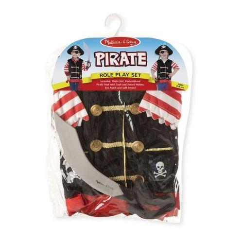 Costume de Pirate Melissa et Doug
