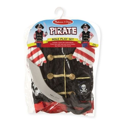 Costume de Pirate Melissa et Doug