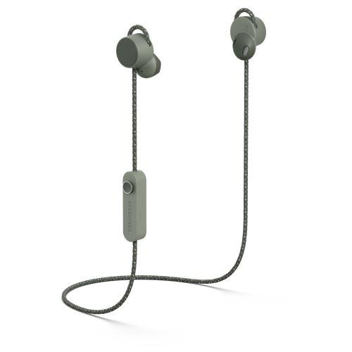 Ecouteurs intra-auriculaires sans fil Urbanears Jakan Vert