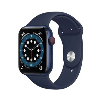 Photo de apple-watch-series-6-44mm-boitier-aluminium-bleu