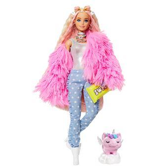 Barbie Fashionistas 100 poupée avec accessoires NEUF