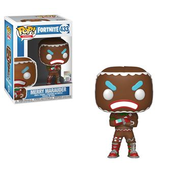 Figurine Funko Pop Games Fortnite Merry Marauder