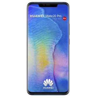 Smartphone Huawei Mate 20 Pro Double SIM 128 Go Bleu