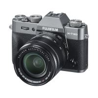 Hybride Fujifilm X-T30 Argent charcoal + Objectif XF 18-55 mm f/2.8-4 R LM OIS