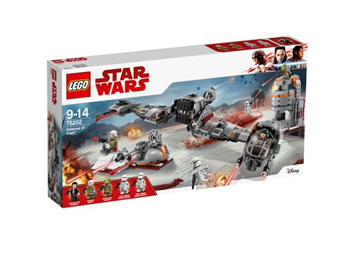 LEGO® Star Wars™ 75202 Défense de Crait™