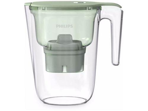 Carafe filtrante Philips AWP2935GNT 2,6L Vert