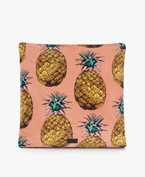 Coussin Wouf imprimé Ananas