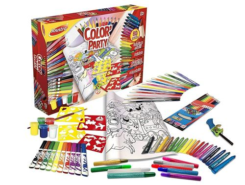 Kit créatif Joustra Color'party