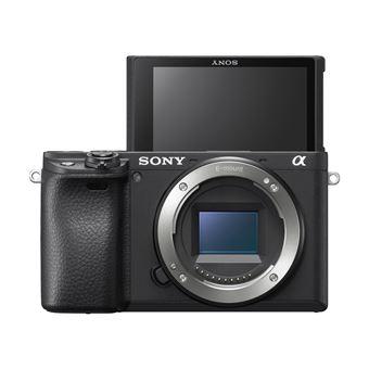 Hybride Sony Alpha 6400 Body Zwart