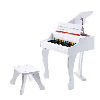 Piano à queue électronique Hape Deluxe Blanc