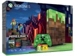 MS Pack Minecraft Edition Limitée Xbox One S 1 To