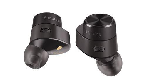 Ecouteurs intra-auriculaires sans fil Bluetooth à réduction du bruit Bowers & Wilkins PI5 Noir carbone