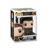 Figurine Funko Pop Game Of Thrones Saison 10 Arya avec lance à deux têtes