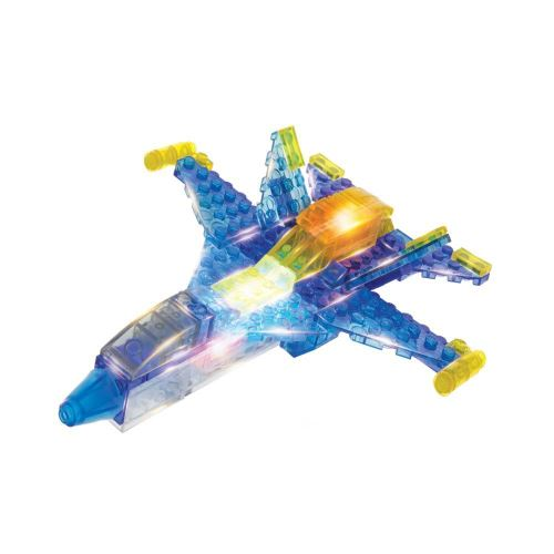 Jeu de construction Laser Pegs 6 in 1 Jet