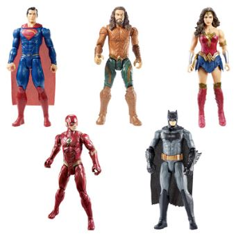 figurine 30 cm justice league