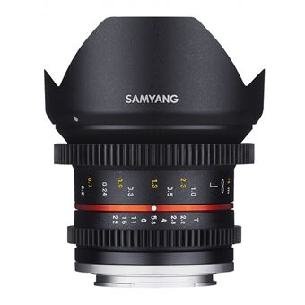 Samyang 12mm T2.2 Cine NCS CS (M4/3) (Objectifs pour Hybride)