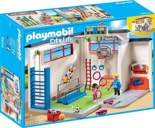 Playmobil City Life L'école 9454 Salle de sports