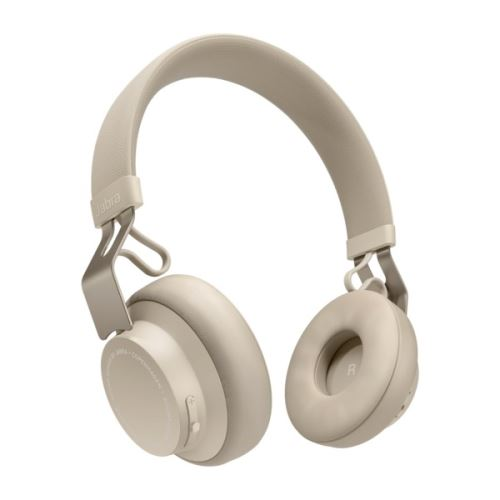 Micro-casque Bluetooth Jabra Move Style Edition Beige Or