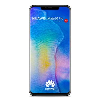 Smartphone Huawei Mate 20 Pro Dual Sim 128GB Black