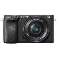 Boîtier nu Hybride Sony Alpha A6400 Noir + Objectif E PZ 16-50mm f/3.5-5.6 OSS