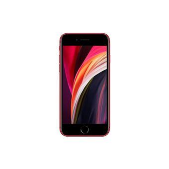 Photo de apple-iphone-se-rouge-128-go