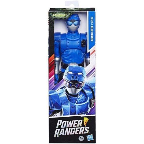 Figurine Power Rangers Beast Morphers Rangers Bleu