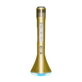 Micro Bluethooth Speaker Gold