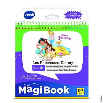 Livre interactif VTech Magibook Les Princesses Disney