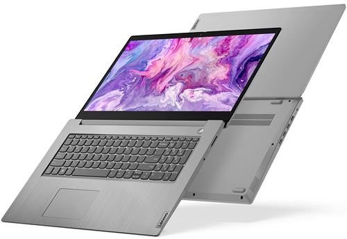 "PC Portable Lenovo Ideapad IP 3 17ADA05 17.3"" AMD Athlon 8 Go RAM 512 Go SSD Gris"