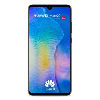 Smartphone Huawei Mate 20 Double SIM 128 Go Noir