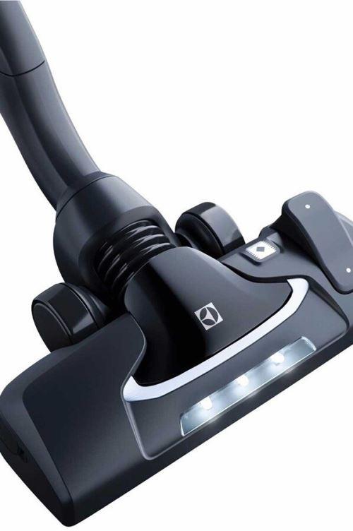 Brosse aspirateur Electrolux LED Haute Efficacité ZE141 Noir