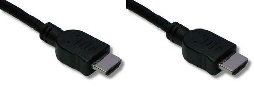 Câble HDMI 1.4 Lineaire 1 m Noir