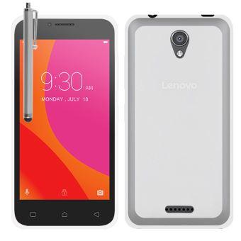 Coque Silicone Gel Stylet Pour Lenovo A Plus A1010a20 45